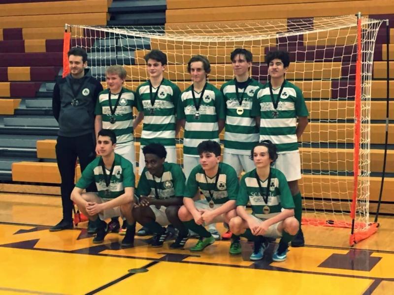 Seattle Celtic (High School Boys Champions)