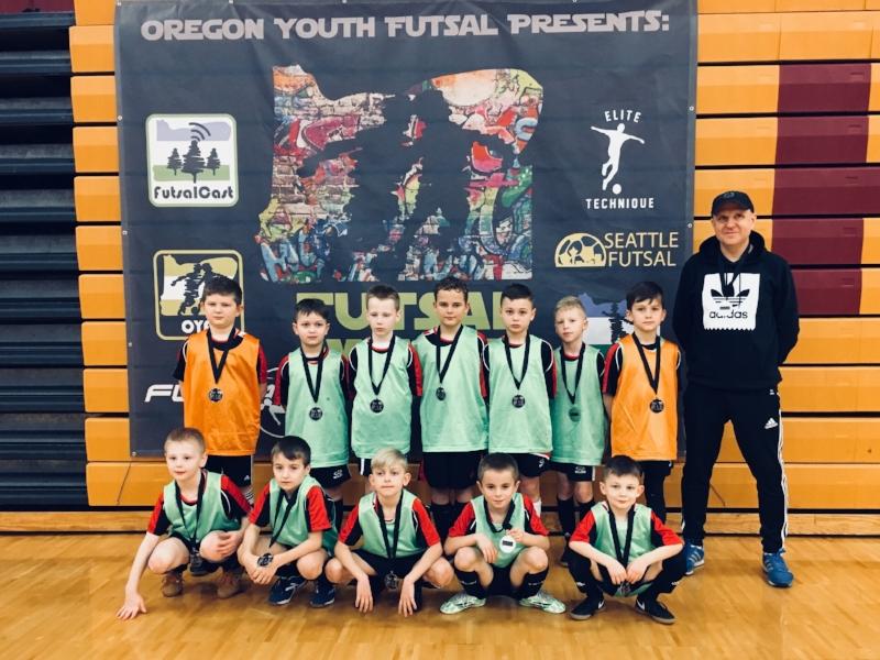 Vancouver Futsal Academy (Boys 2008 Finalist)