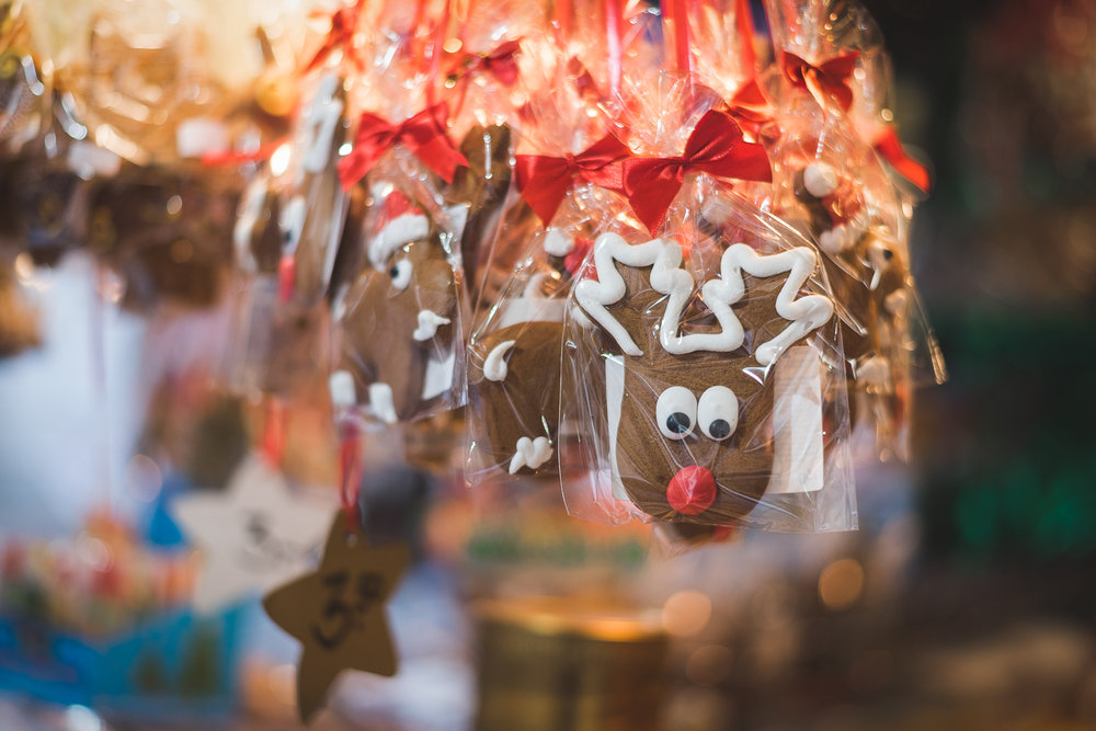 Rudolph the Red nosed... lebkuchen