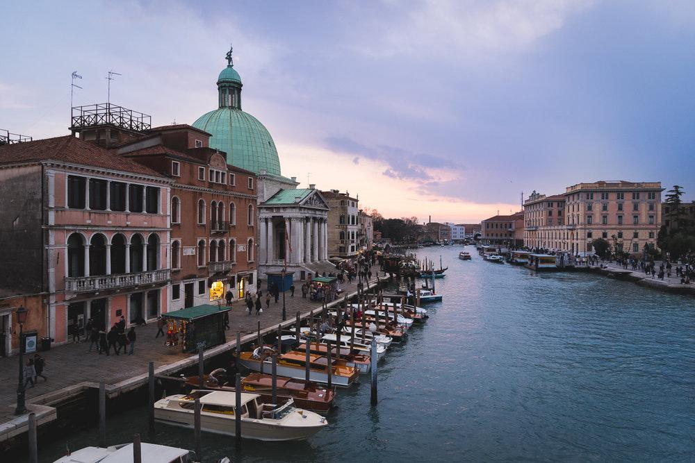 Buona Serata Venezia <3