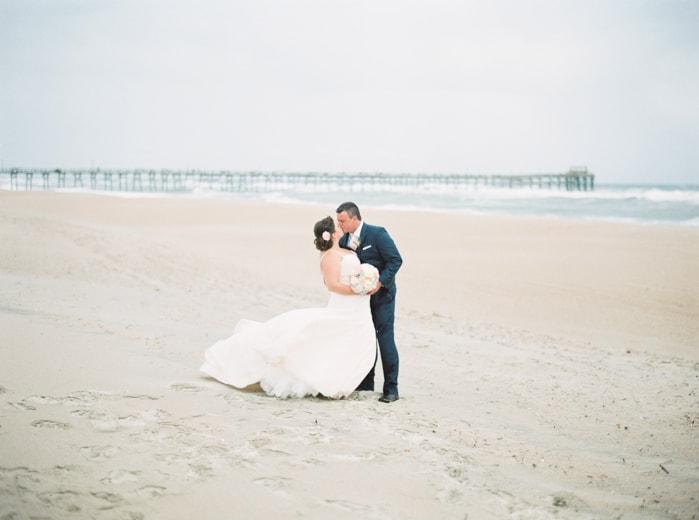North Carolina Beach Weddings The Carolinas Magazine