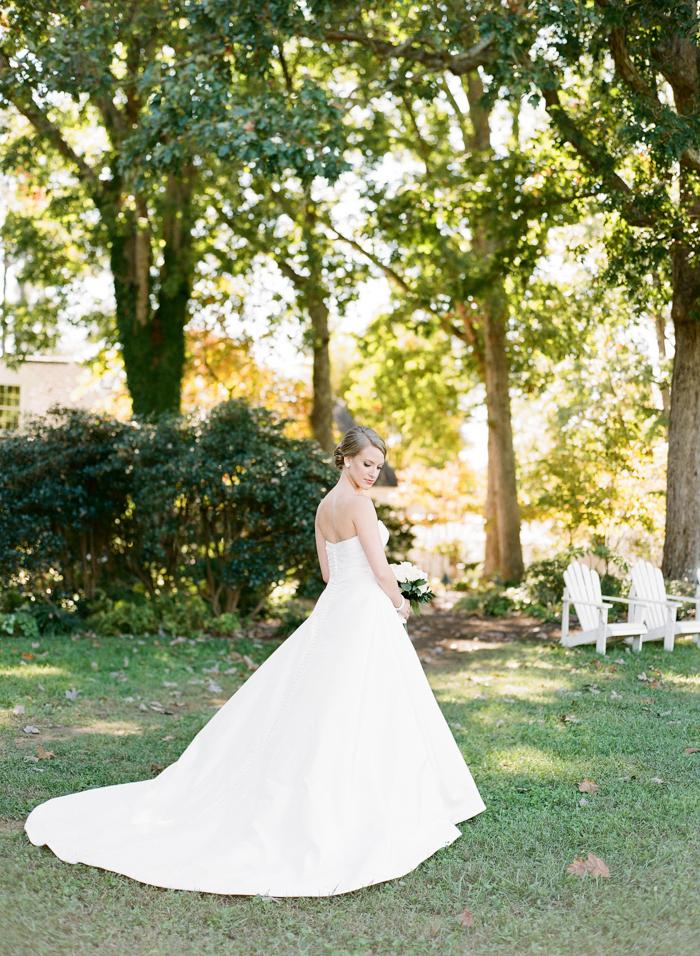 the fearrington house wedding