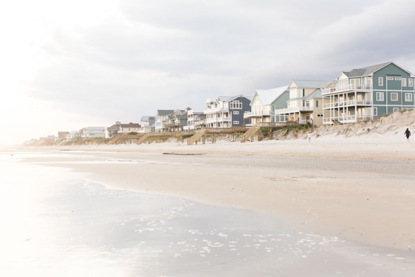 north topsail island