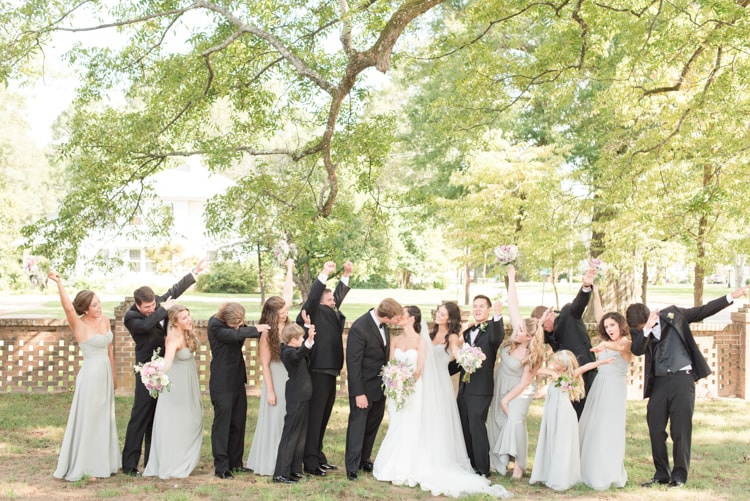 summer south carolina wedding