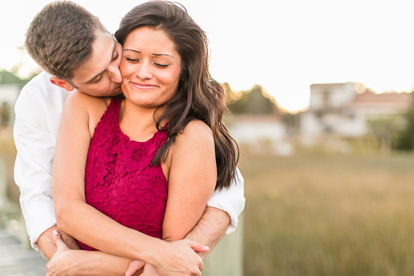 Downtown Manteo Engagement Session
