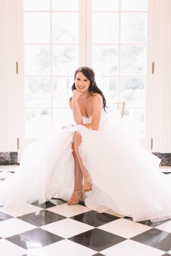 Duke Mansion Bridal Portraits