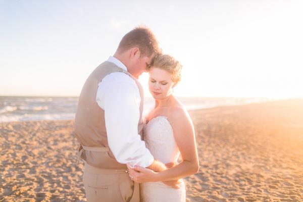 Atlantic Beach NC Wedding