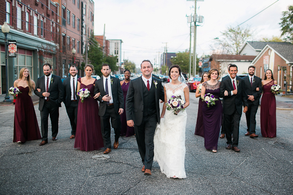 Brooklyn Arts Center NC Wedding