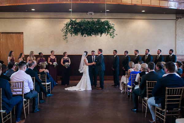 Brooklyn Arts Center NC Wedding