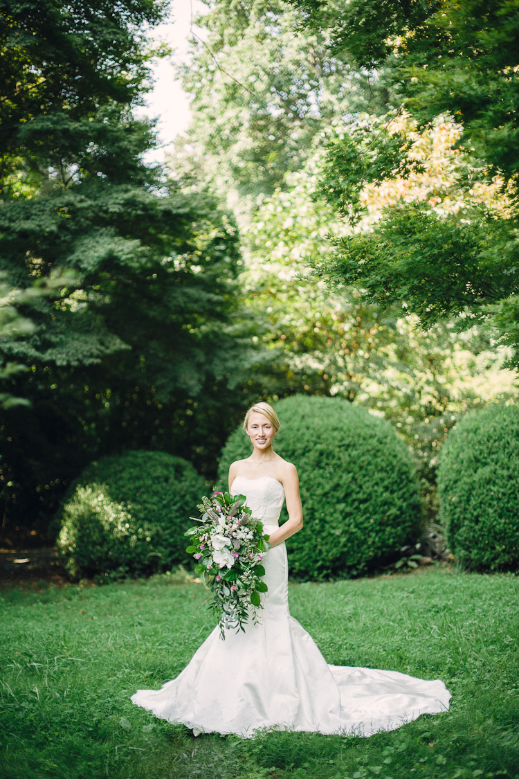 Chapel Hill Bridal Session