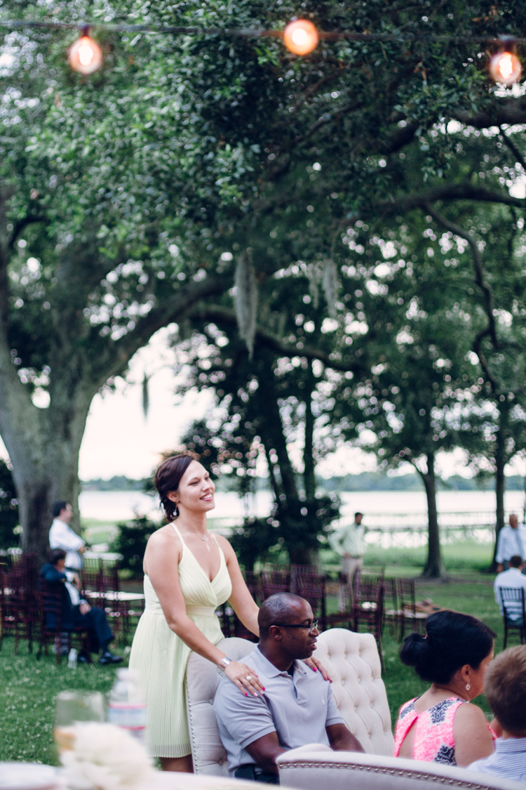 Lowndes Grove Plantation SC Wedding