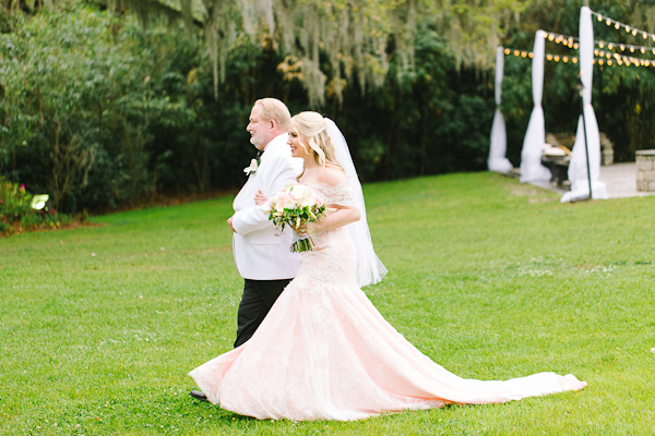 Magnolia Plantation Spring Wedding