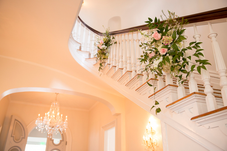 Elegant Merrimon-Wynne House Wedding