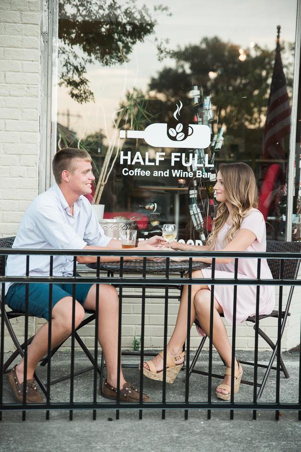 Newberry South Carolina Engagement Session