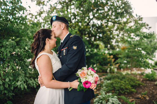 Spring House North Carolina Wedding