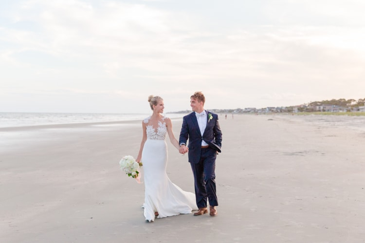 fripp island resort sc wedding
