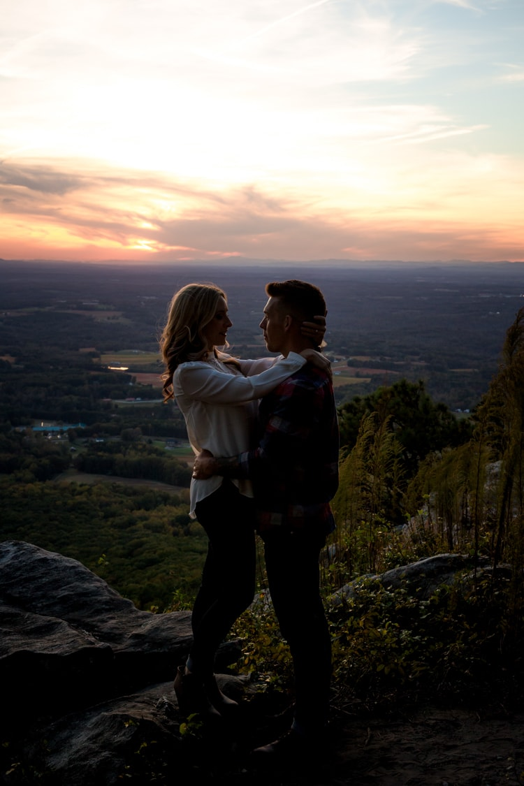 Pilot Mountain State Park Engagement