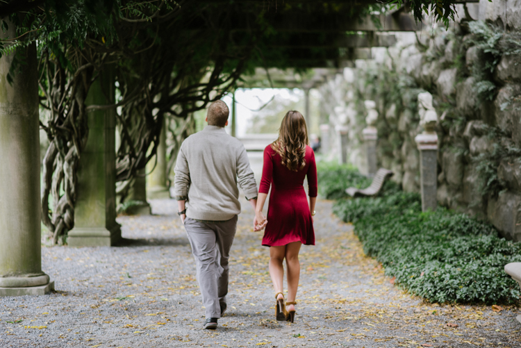 biltmore estate nc engagement