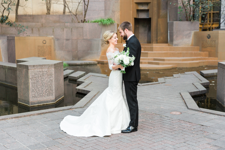 Charlotte City Club Wedding