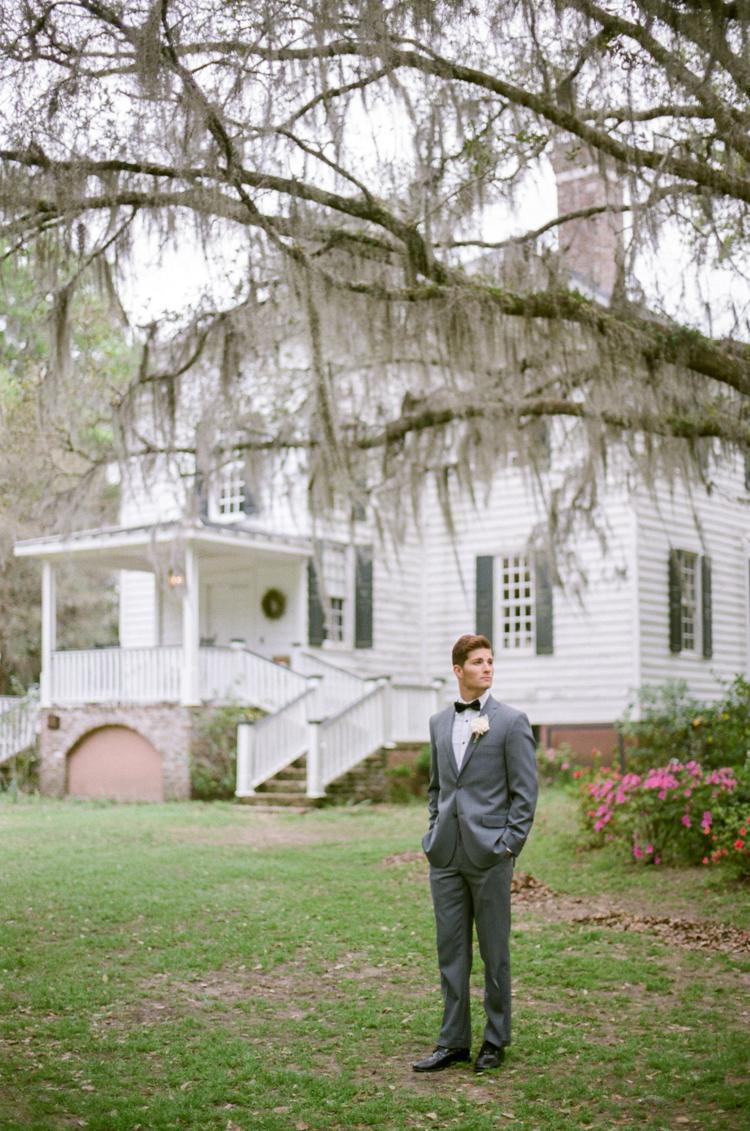 Hopsewee Plantation SC Wedding Shoot