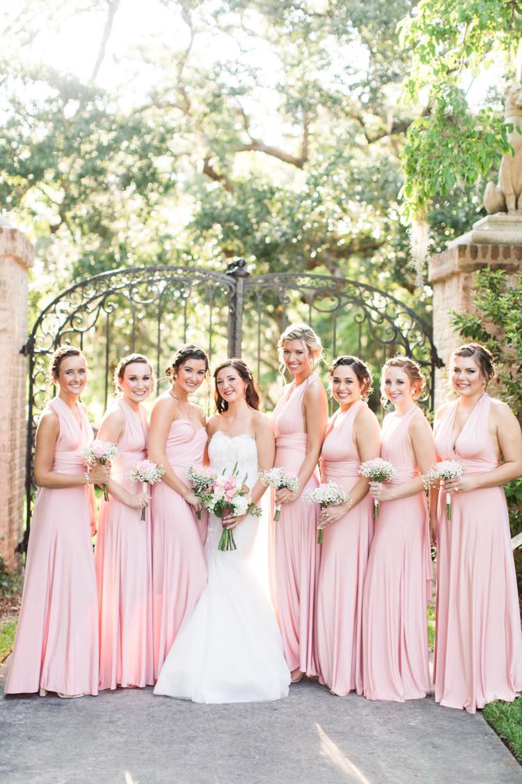 Brookgreen gardens SC Wedding