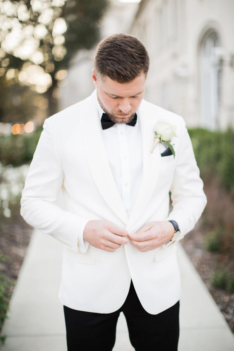Gadsden House Charleston Wedding