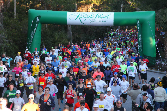 40th Annual Kiawah Island Marathon