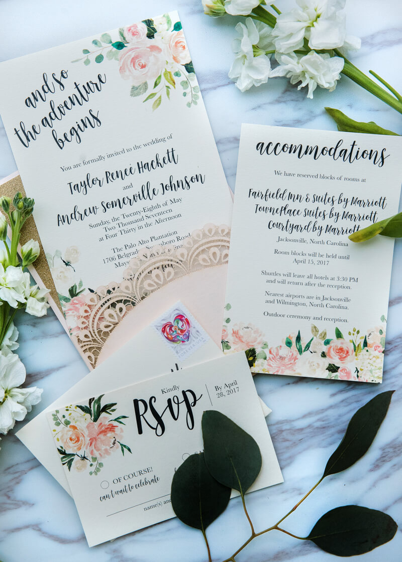 Palo Alto Plantation Wedding - Maysville, NC — The Carolinas ...