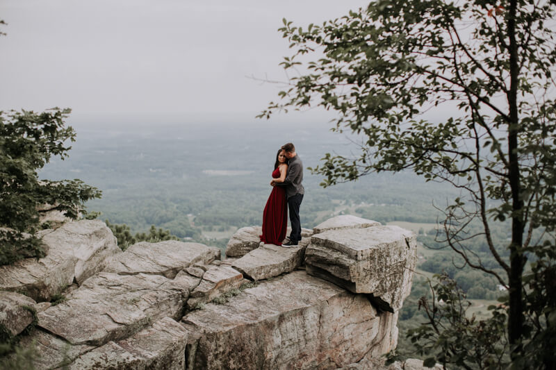 Pilot-Mountain-NC-Engagement-3.jpg
