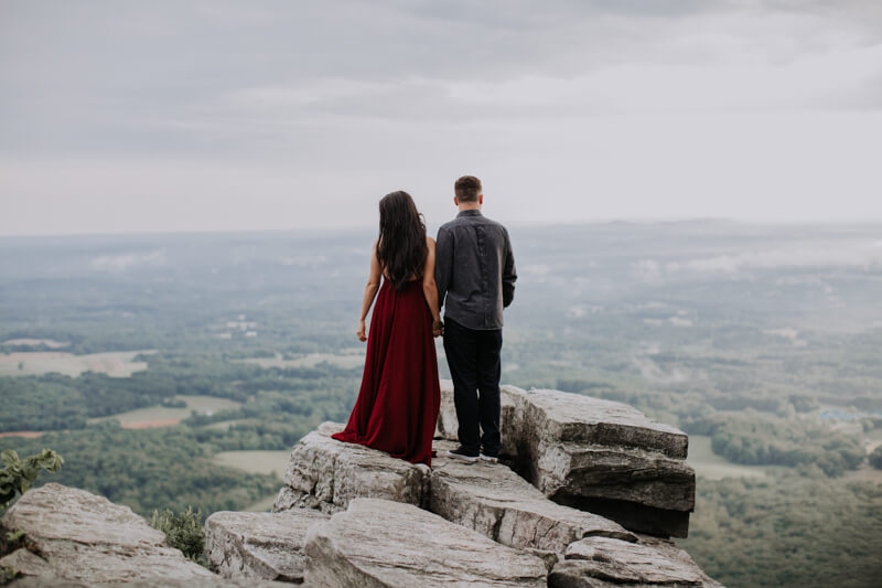 Pilot-Mountain-NC-Engagement-6.jpg