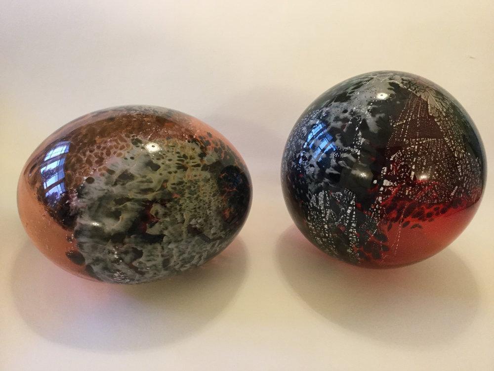 50d_Gillian McFarland, Glass Globes 5 & 6.JPG