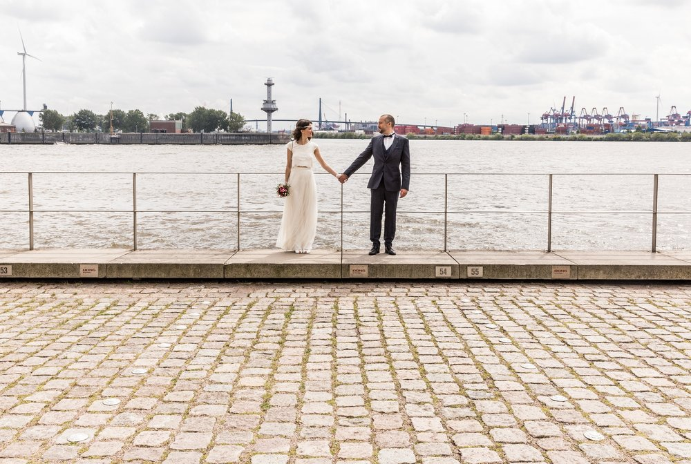 TORO DE PUCARÁ EN FRANCAIS - A Peruvian French wedding in Hamburg