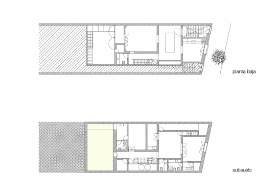 51d257f0b3fc4b5834000084_venturini-house-adamo-faiden_underground___ground_floor_plans-1000x706