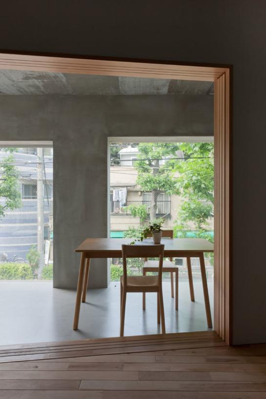 archaic_12Suppose Design Office . Apartment in Numabukuro . Tokyo (3)