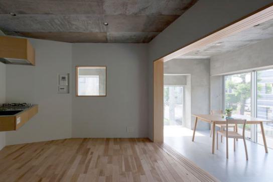 archaic_12Suppose Design Office . Apartment in Numabukuro . Tokyo (4)