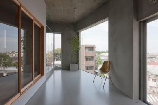 archaic_12Suppose Design Office . Apartment in Numabukuro . Tokyo (5)