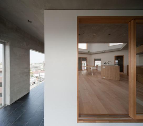 archaic_1Suppose Design Office . Apartment in Numabukuro . Tokyo (2)