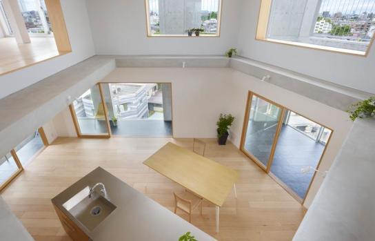 archaic_Suppose Design Office . Apartment in Numabukuro . Tokyo (2)
