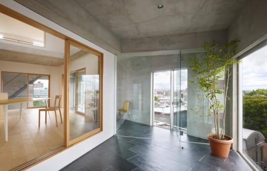archaic_Suppose Design Office . Apartment in Numabukuro . Tokyo (3)