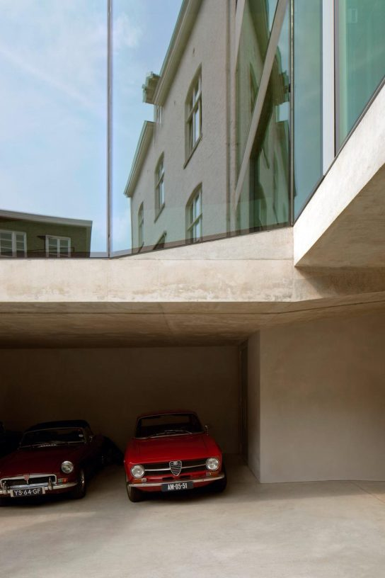 Wiel Arets . v house . maastricht (8)