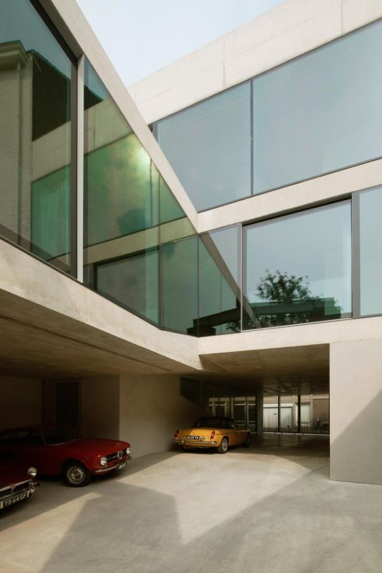 Wiel Arets . v house . maastricht (9)