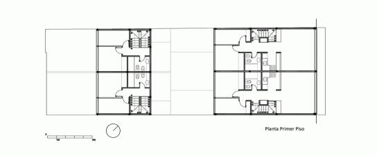 archaic_4DwellingWithCourtyard_SMFArquitectos 10