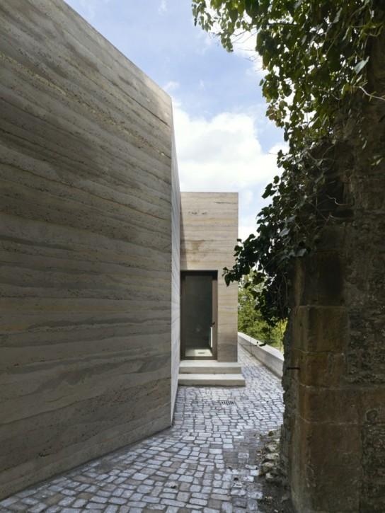 archaic_Sparrenburg Visitor Centre _Max Dudler 1