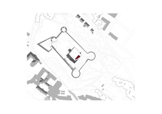 archaic_Sparrenburg Visitor Centre _Max Dudler 12
