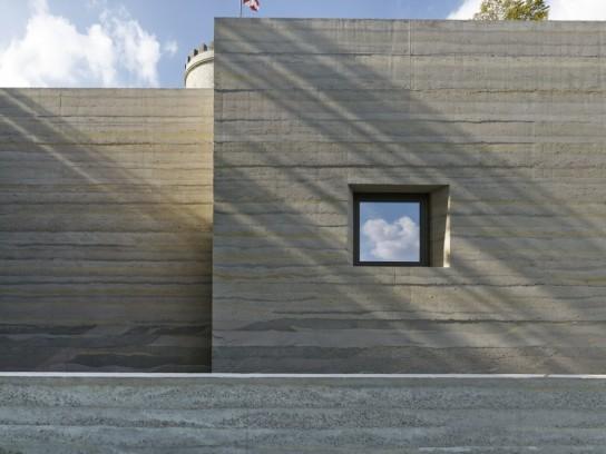 archaic_Sparrenburg Visitor Centre _Max Dudler 15