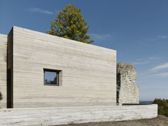 archaic_Sparrenburg Visitor Centre _Max Dudler 16