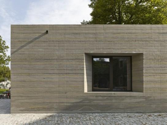 archaic_Sparrenburg Visitor Centre _Max Dudler 22