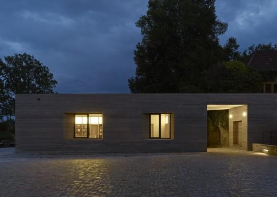 archaic_Sparrenburg Visitor Centre _Max Dudler 4