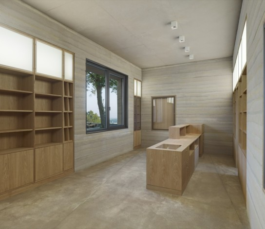 archaic_Sparrenburg Visitor Centre _Max Dudler 6