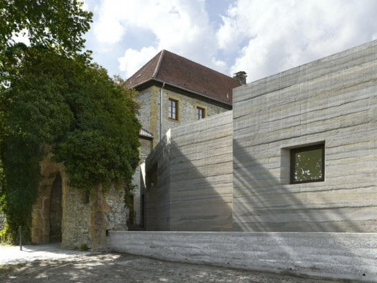 archaic_Sparrenburg Visitor Centre _Max Dudler 8